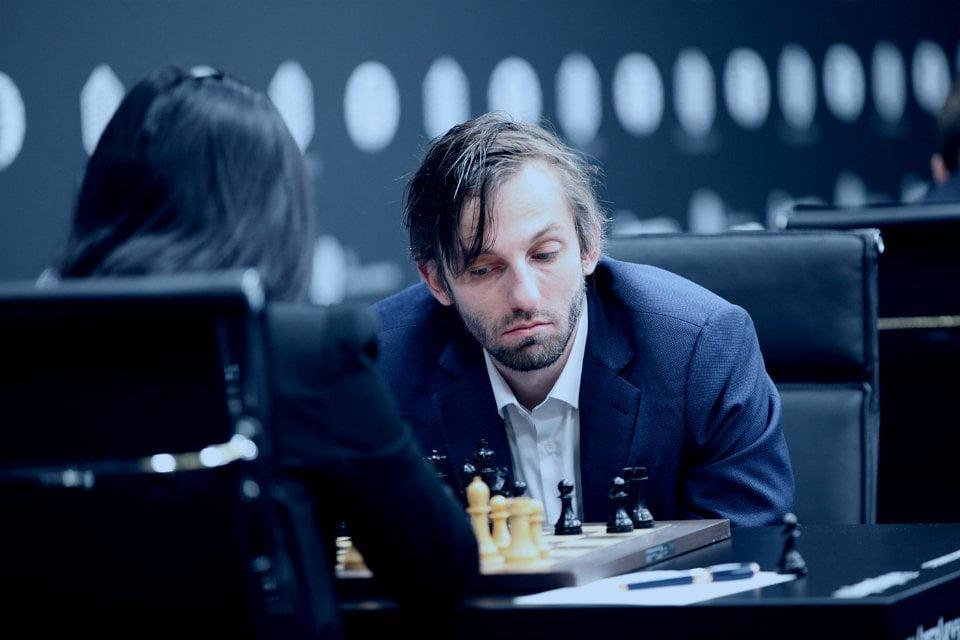 Grand Prix FIDE 2017 Moscou ronde 5 Alexander Grischuk