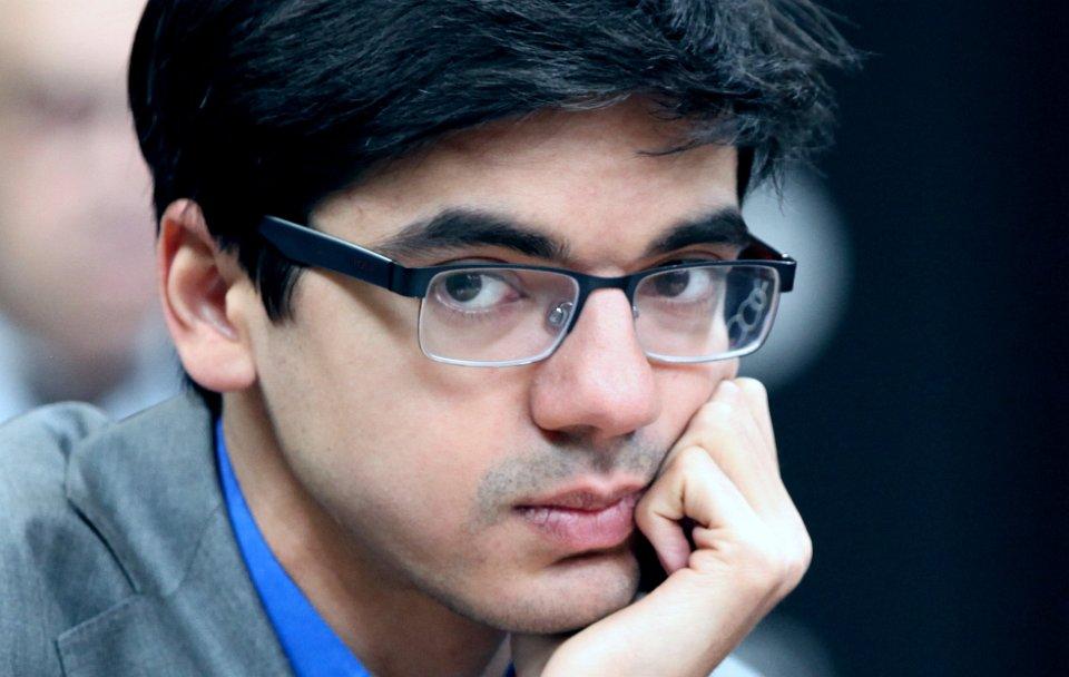 Grand Prix FIDE 2017 Moscou ronde 7 Anish Giri