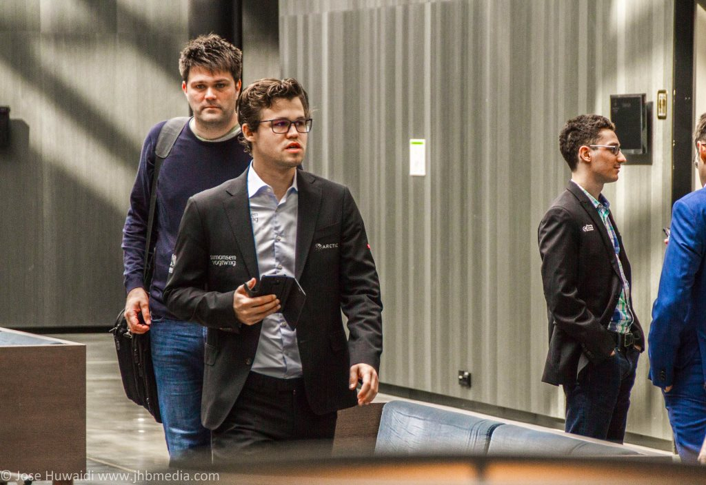 Norway Chess 2017 Blitz Magnus Carlsen