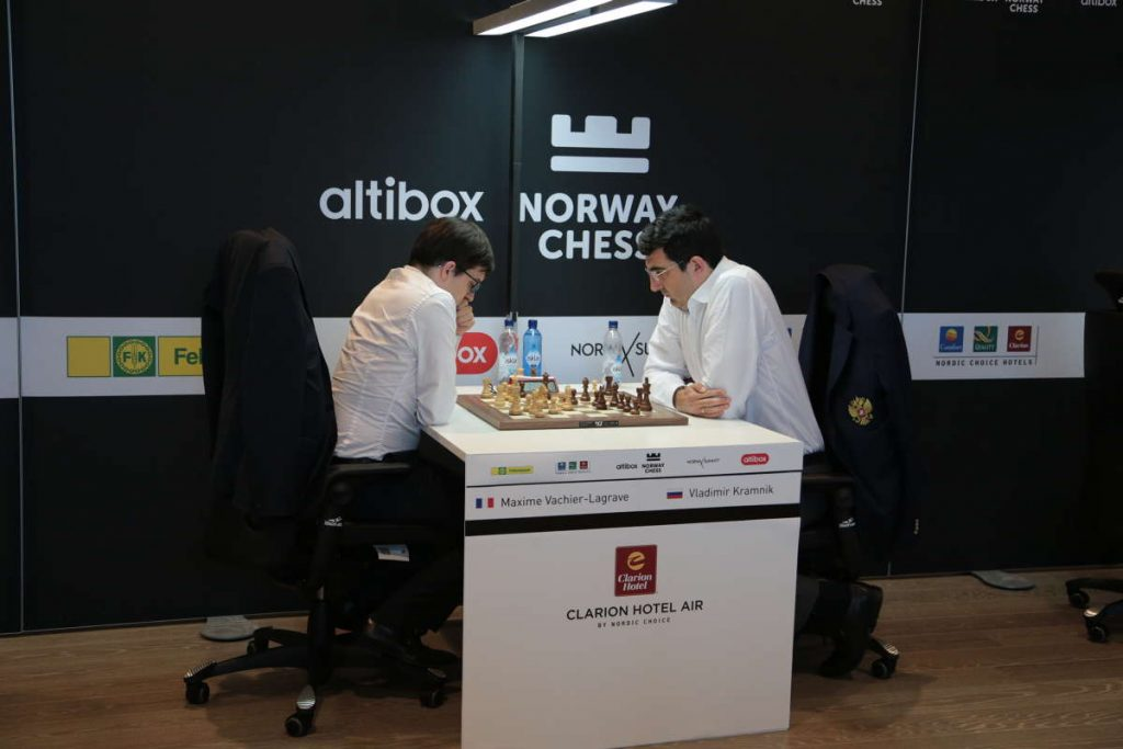 Norway Chess 2017 Blitz Maxime Vachier-Lagrave