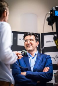 Norway Chess 2017 ronde 2 Vladimir Kramnik