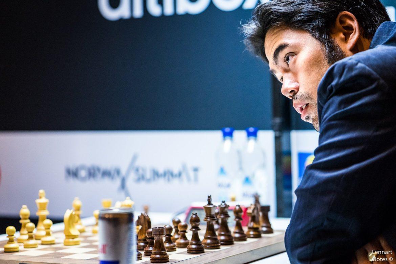 Norway Chess 2017 ronde 5 Hikaru Nakamura