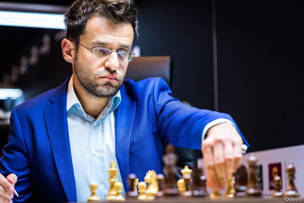 Norway Chess 2017 ronde 6 Levon Aronian
