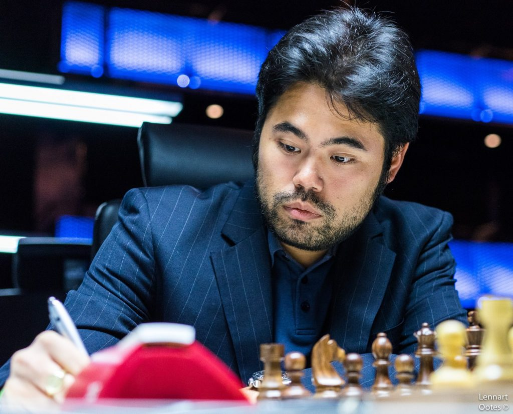 Norway Chess 2017 ronde 9 Hikaru Nakamura