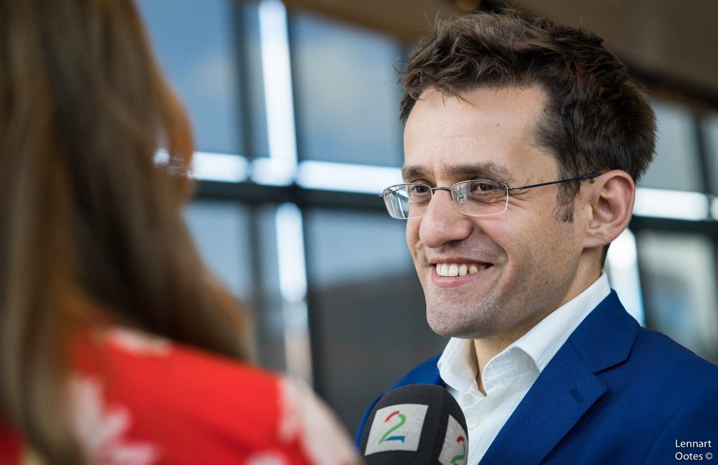 Norway Chess 2017 ronde 9 Levon Aronian vainqueur