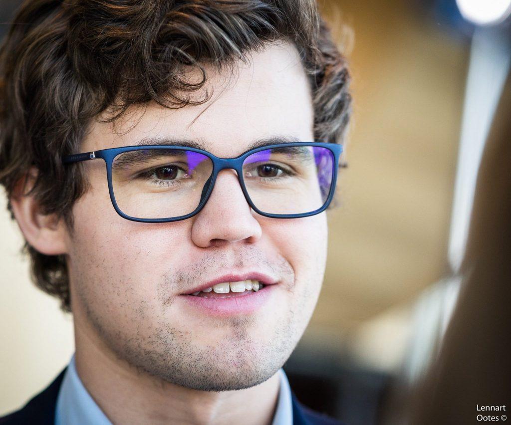 Norway Chess 2017 ronde 9 Magnus Carlsen