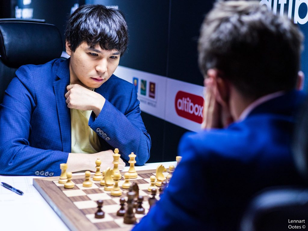 Norway Chess 2017 ronde 9 Wesley So