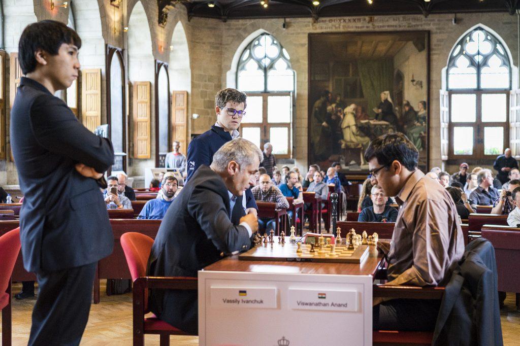 Your Next Move Grand Chess Tour 2017 Blitz 2