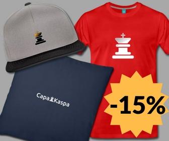 CapaKaspa boutique produits personnalisés