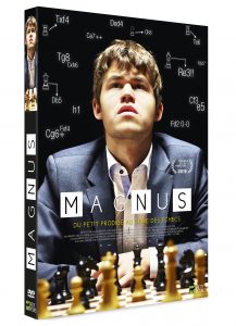 Documentaire Magnus DVD 3D