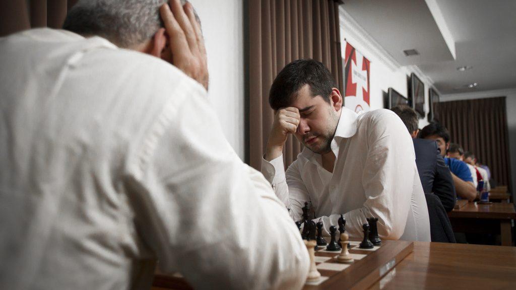 Saint Louis Rapide Blitz 2017 jour 2 Kasparov Nepomniachtchi