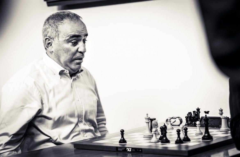 Saint Louis rapide blitz 2017 jour 3 Garry Kasparov