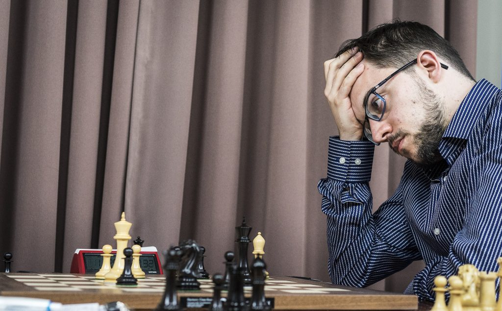 Sinquefield Cup 2017 Grand Chess Tour ronde 4