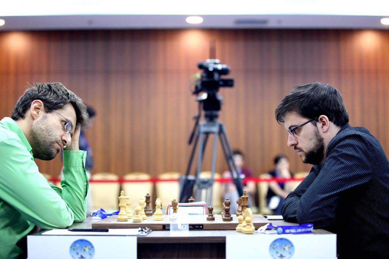 Coupe du Monde d'échecs FIDE 2017 Demi-finales