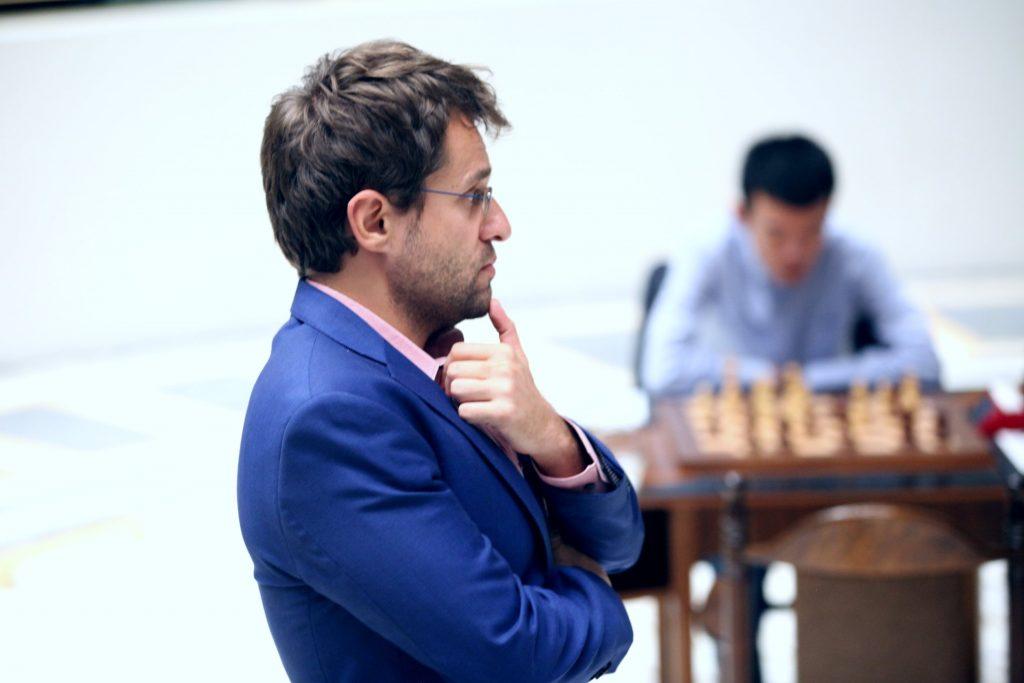 Coupe du Monde d'échecs FIDE 2017 finale partie 4 Ding-Aronian