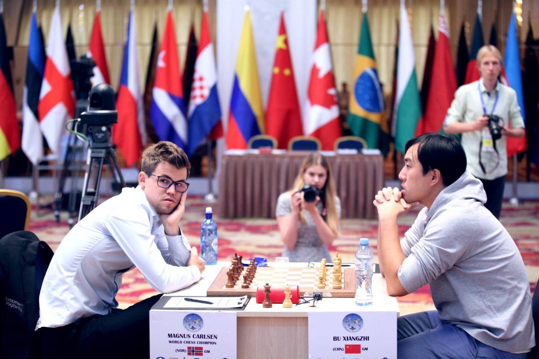 Coupe du monde d'échecs FIDE 2017 ronde 3