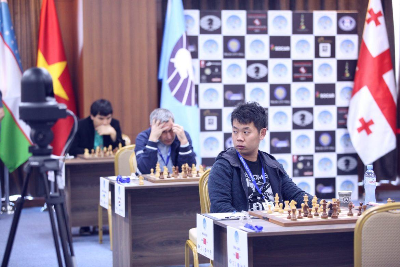Coupe du monde d'échecs FIDE 2017 ronde 4