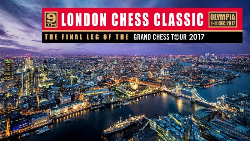 London Chess Classic 2017 Grand Chess Tour
