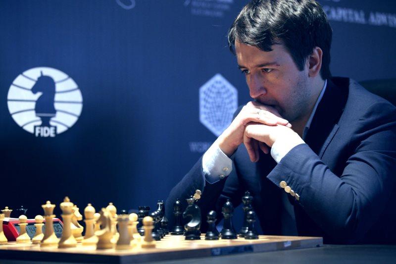 Grand Prix FIDE-= 2017 Palma de Majorque ronde 2 Teimur Radjabov