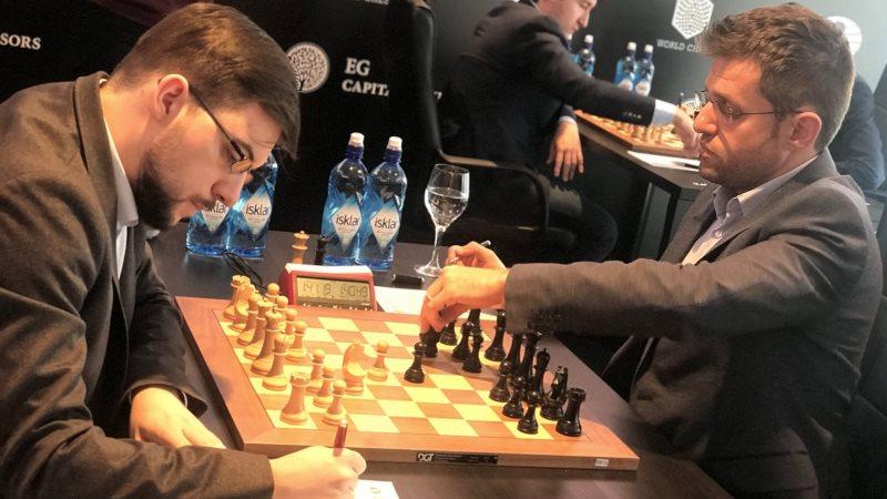 Grand Prix FIDE 2017 Palma de Majorque ronde 3