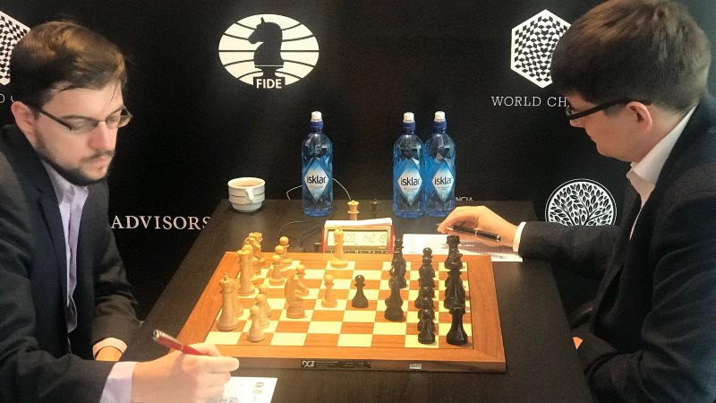 Grand Prix FIDE 2017 Palma de Majorque ronde 7