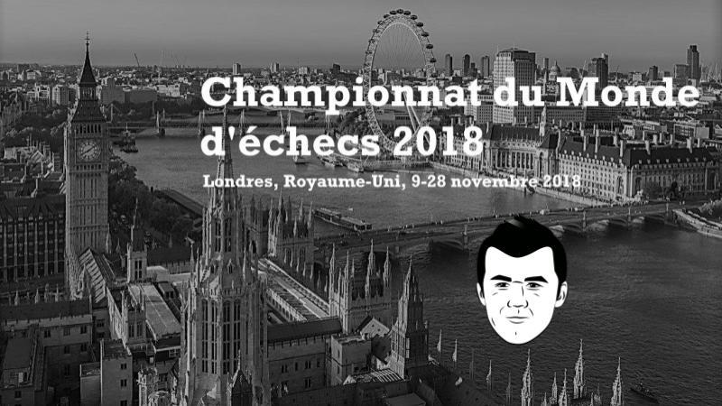Championnat du Monde d'échecs 2018
