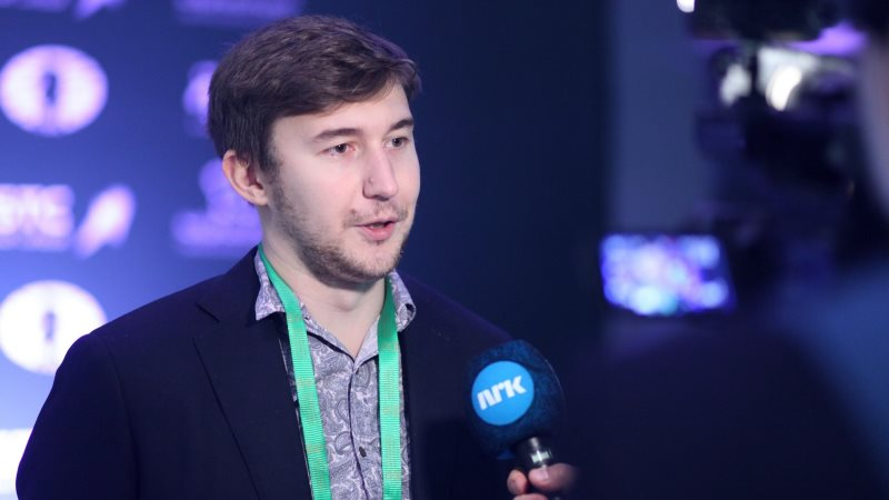 Championnat Monde échecs blitz 2017 Sergey Karjakin