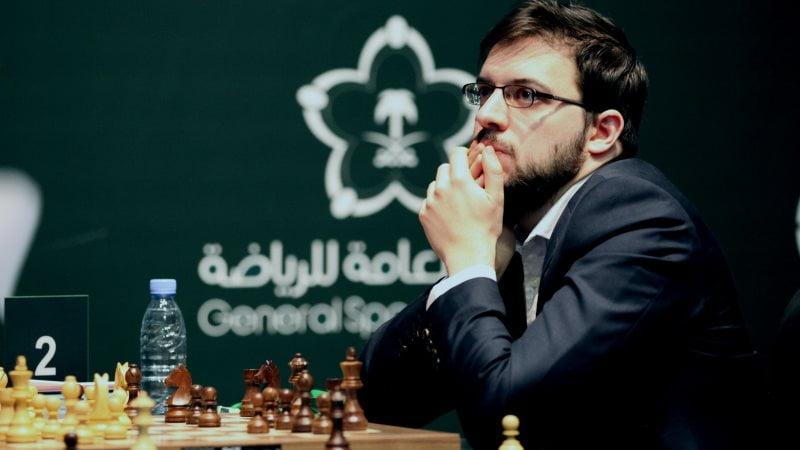 Championnat monde échecs rapide 2017 Maxime Vachier-Lagrave.