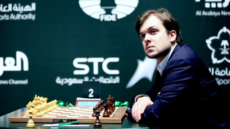 Championnat Monde échecs rapide 2017 Vladimir Fedoseev
