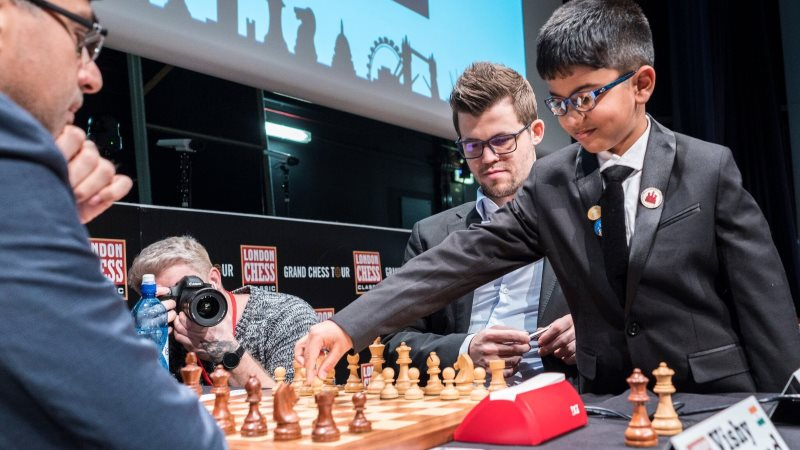 London Chess Classic 2017 ronde 3