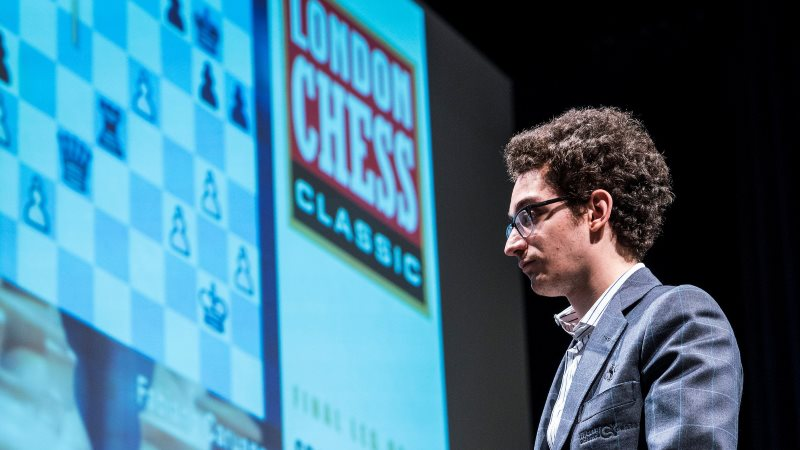 London Chess Classic 2017 Fabiana Caruana