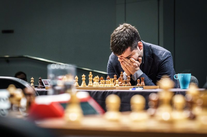 London Chess Classic 2017 Ronde 2 Ian Nepomniachtchi