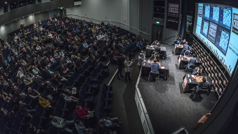 London Chess Classic 2017 ronde 7