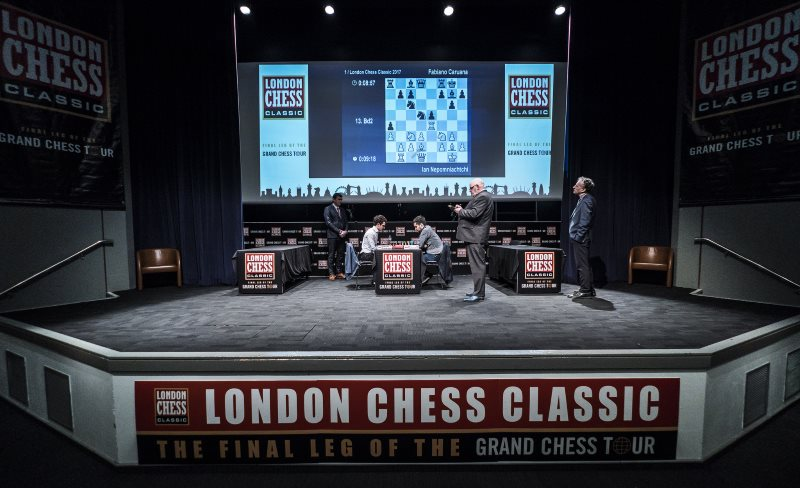 London Chess Classic 2017 Tie Break