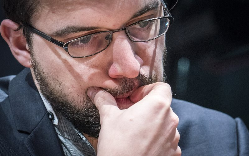 London Chess Classic ronde 5 Maxime Vachier-Lagrave