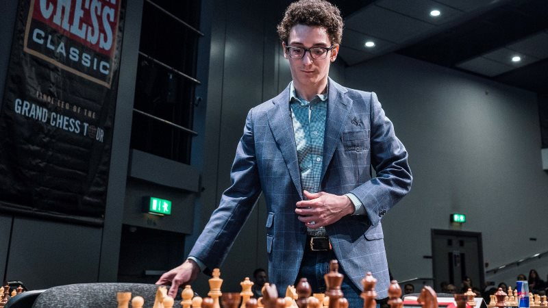 London Chess Classic ronde 5