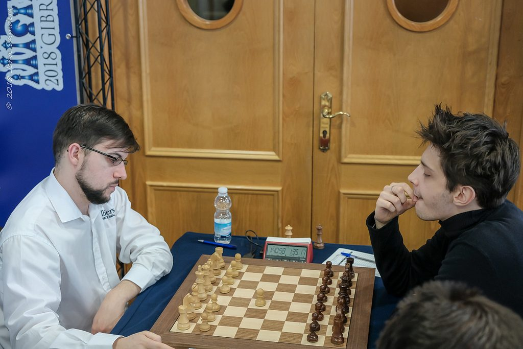 Tradewise Gibraltar Chess Masters 2018 ronde 8 Maxime Vachier-Lagrave