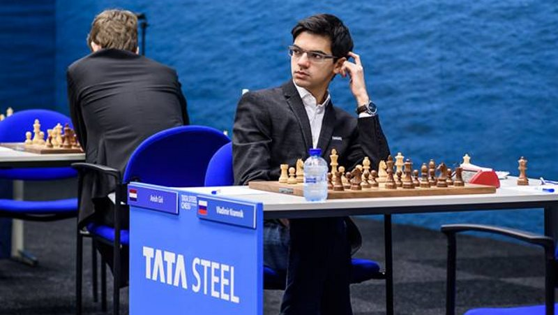 Tata Steel Chess Masters 2018 ronde 2