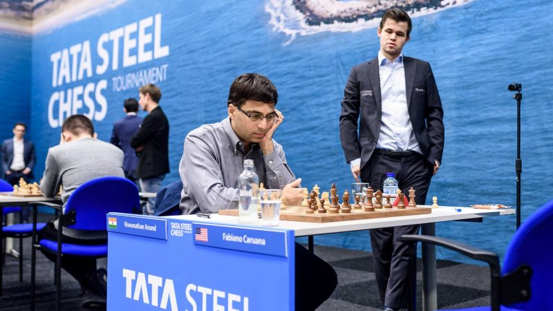Tata Steel Chess Masters 2018 ronde 3