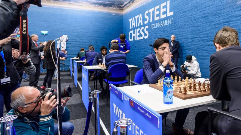 Tata Steel Chess Masters 2018 ronde 4