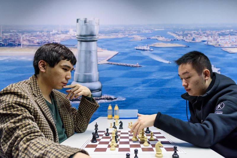 Tata Steel Chess Masters 2018 ronde 6 Wei Yi Wesley So analyse