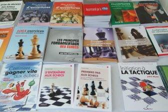 Boutique livres échecs