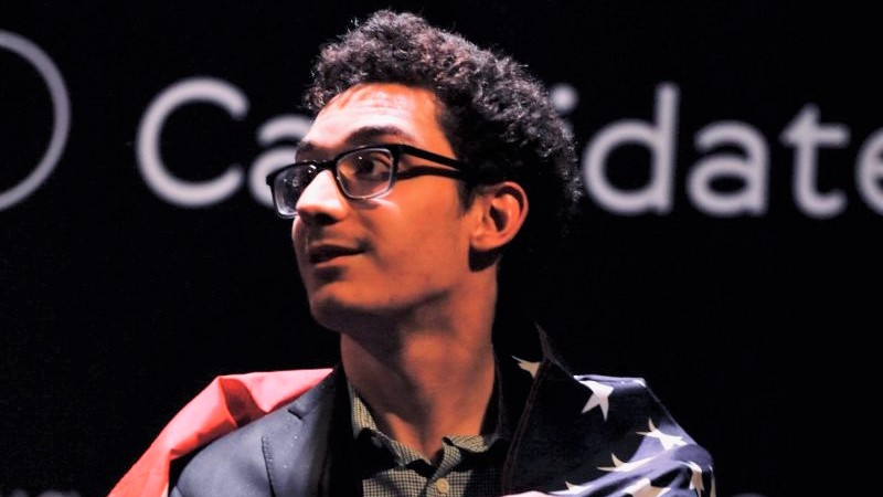 Tournoi Candidats 2018 Fabiano Caruana Challenger