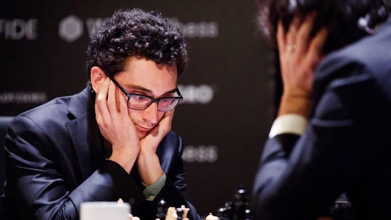 Tournoi Candidats 2018 ronde 13 Fabiano Caruana
