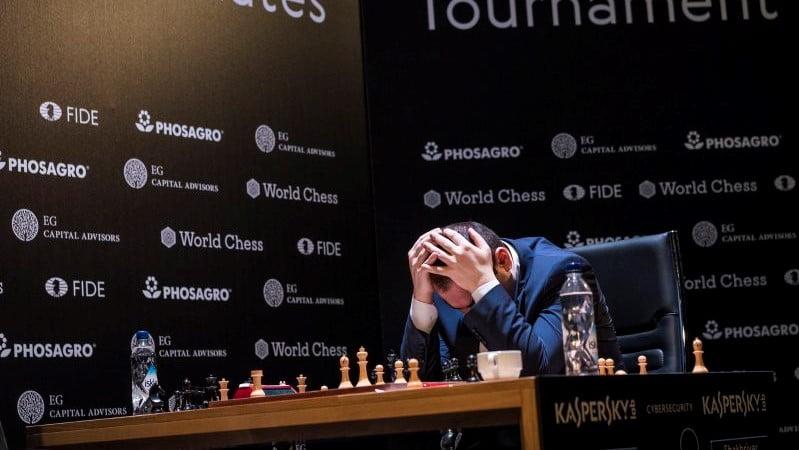 Tournoi Candidats 2018 ronde 14 Mamedyarov