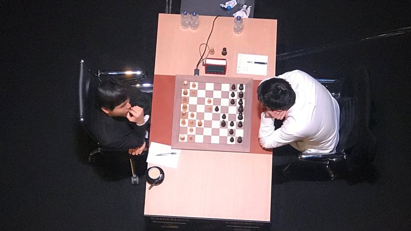 Tournoi Candidats 2018 ronde 5 So-Kramnik