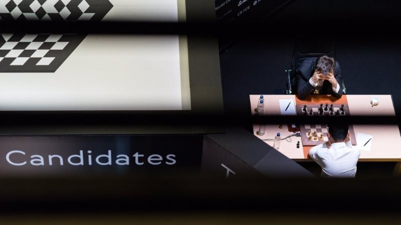 Tournoi Candidats 2018 ronde 8