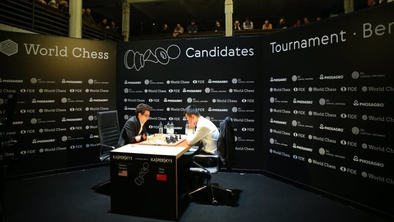 Tournoi Candidats 2018 ronde 9