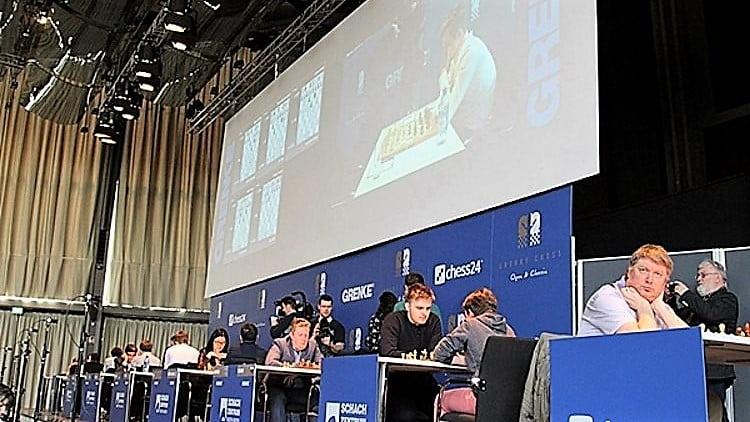 Grenke Chess Classic 2018 ronde 3