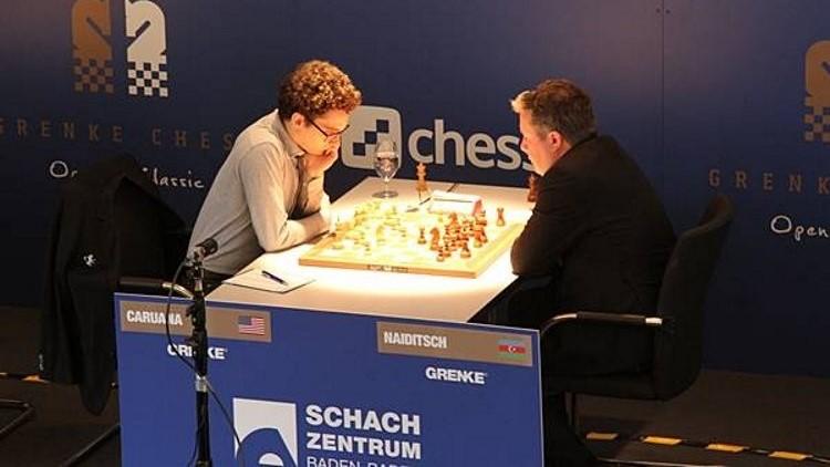Grenke Chess Classic 2018 ronde 4 caruana-naiditsch